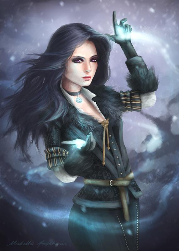 smyen_by_emangelique-d9dqrh0.jpg - Witcher 3: Wild Hunt, the