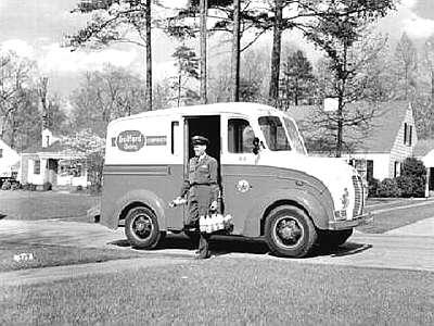 Divco Milk Trucks - Mafia 2