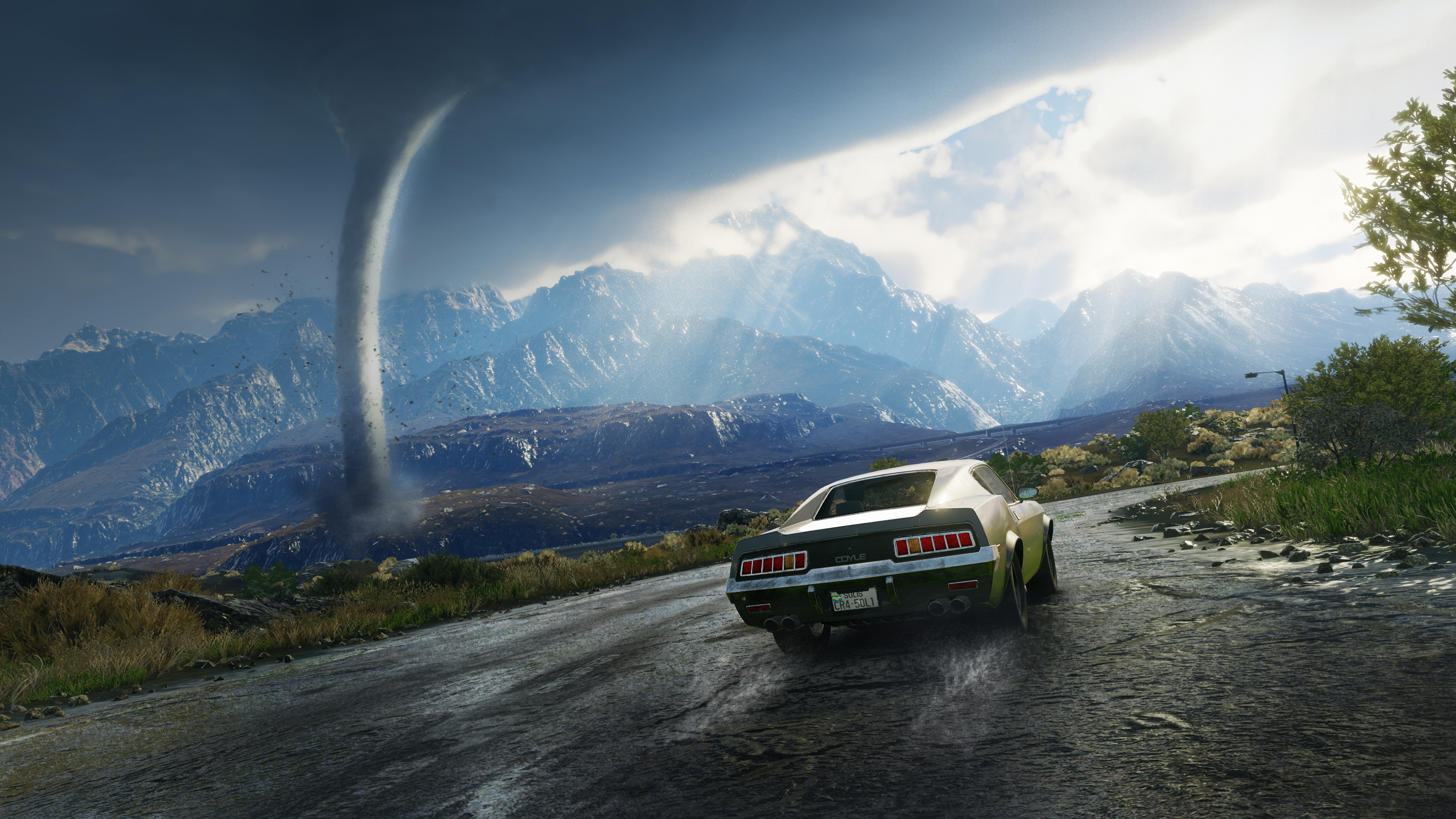 Just Cause 4 - Just Cause 4 4K
