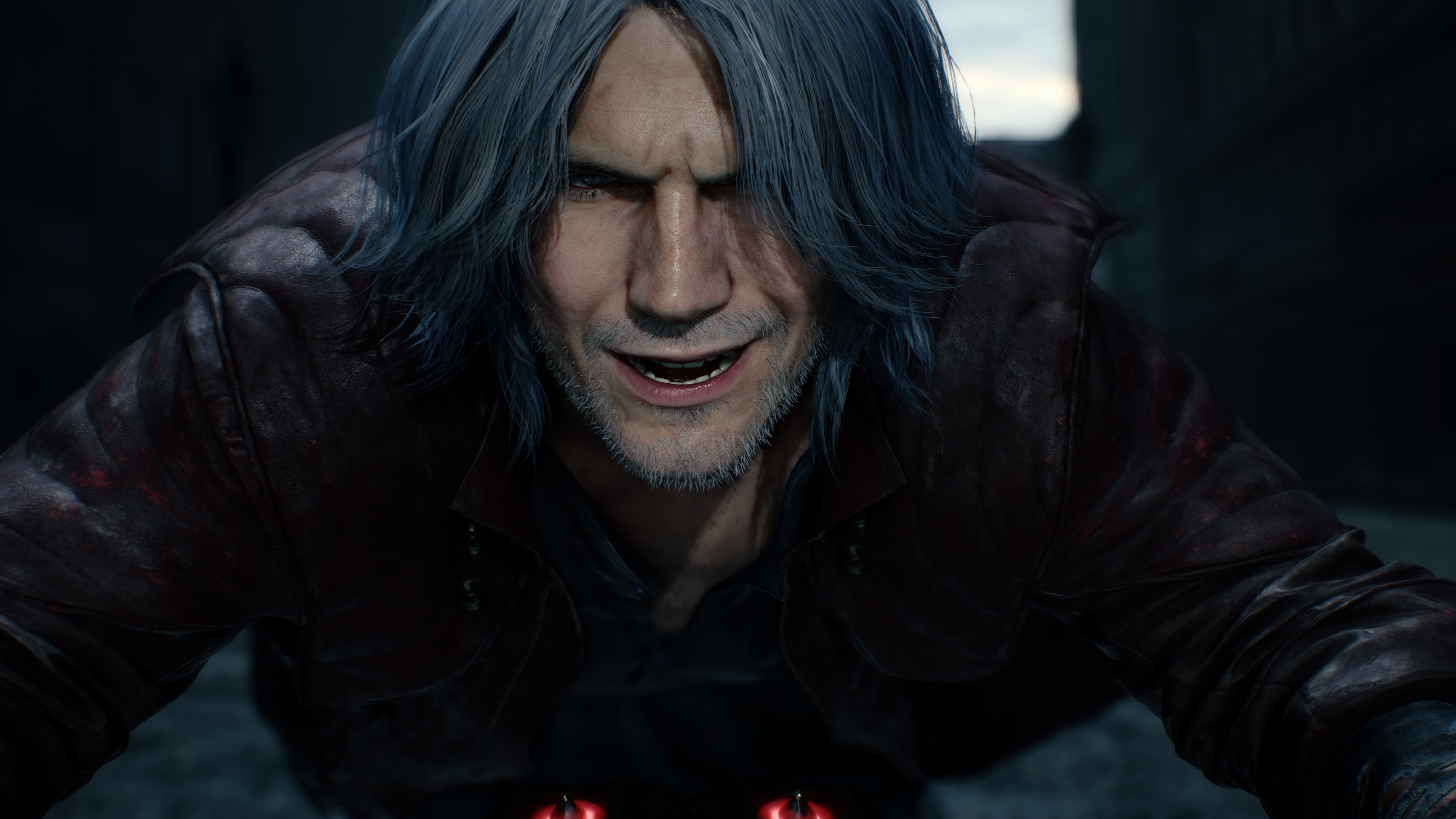 Данте - Devil May Cry 5 4K