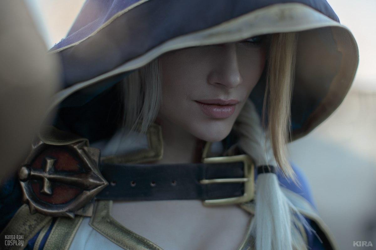 World of Warcraft коcплей на Джайну от Наташи Кочетковой - World of Warcraft