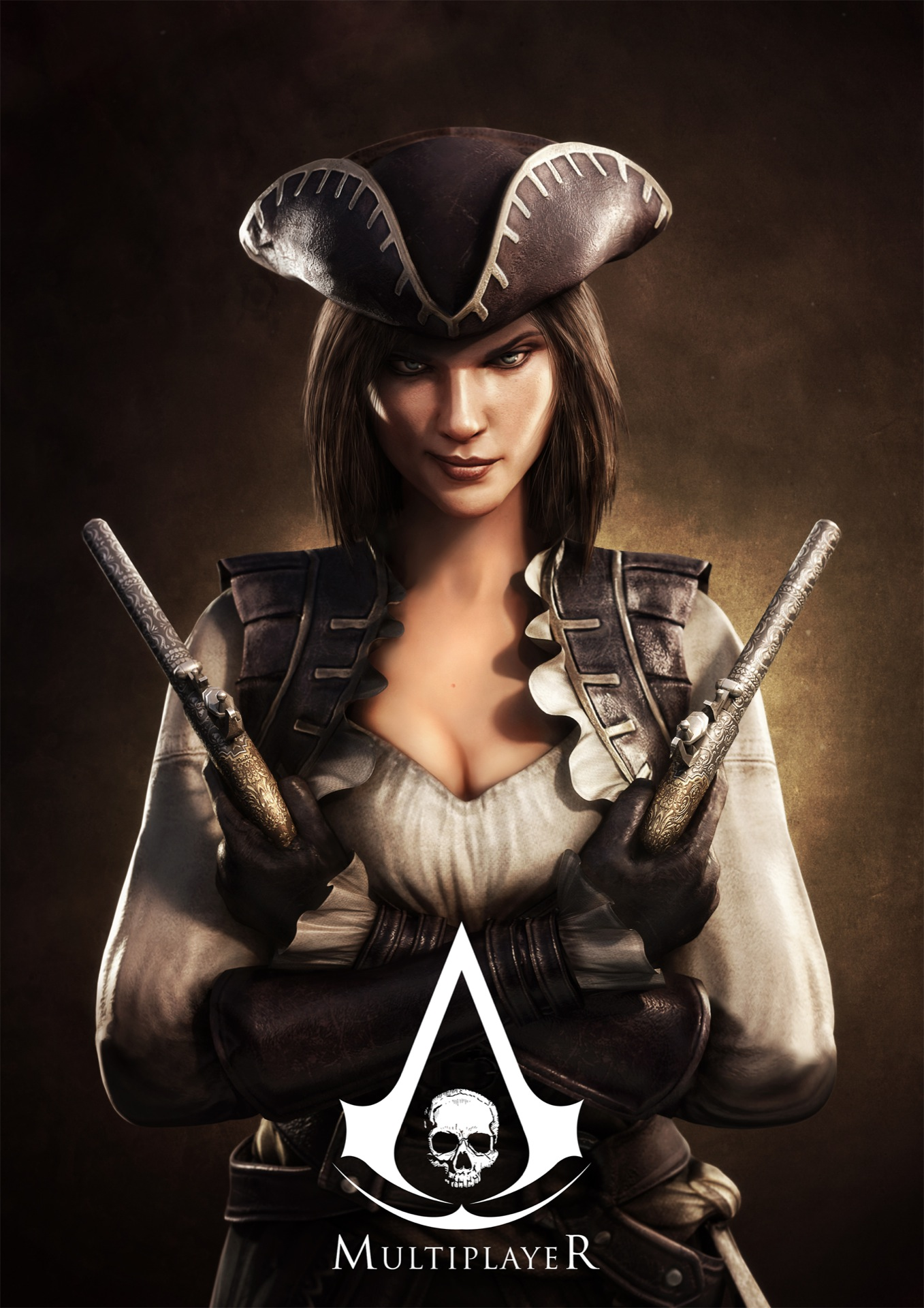 Art - Assassin's Creed 4: Black Flag Арт