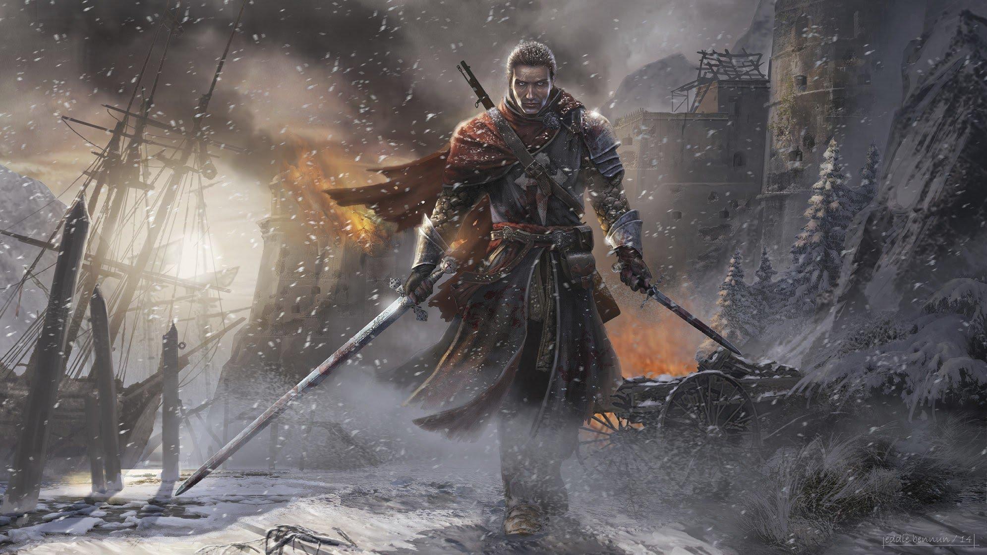 Art - Assassin's Creed: Rogue Арт