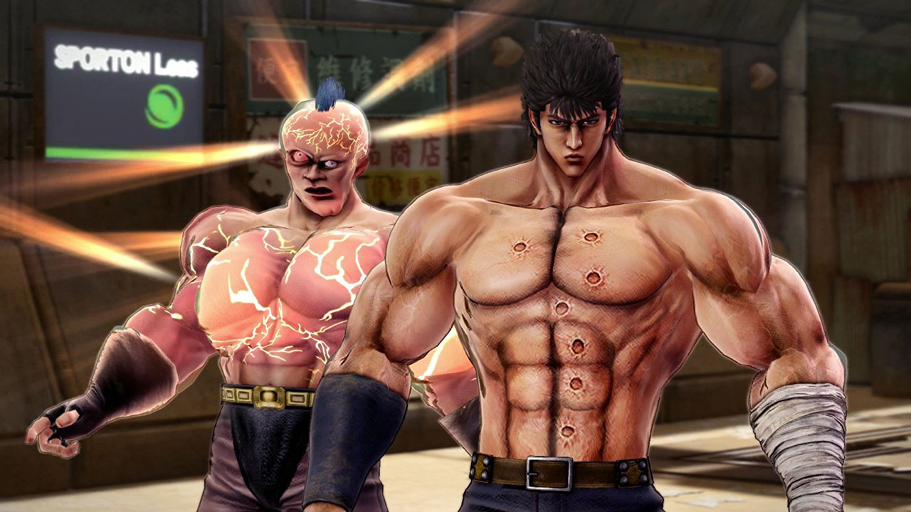 Fist of the North Star: Lost Paradise - Fist of the North Star: Lost Paradise