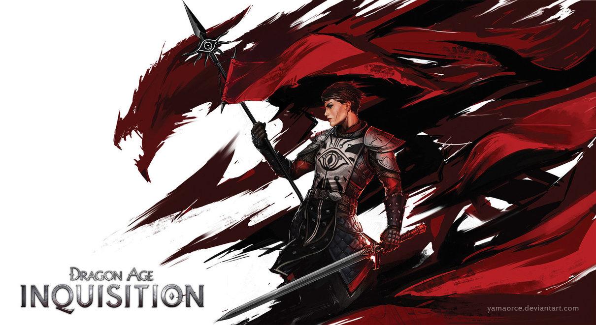 dragon_age_cassandra_by_yamaorce-d8kis4r.jpg - Dragon Age: Inquisition