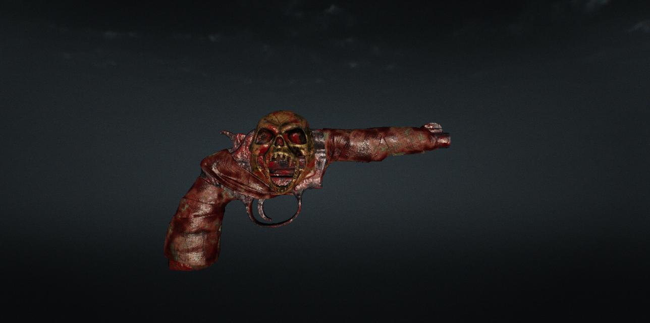 Трупный убийца - Dead Frontier 2 Арт, Оружие