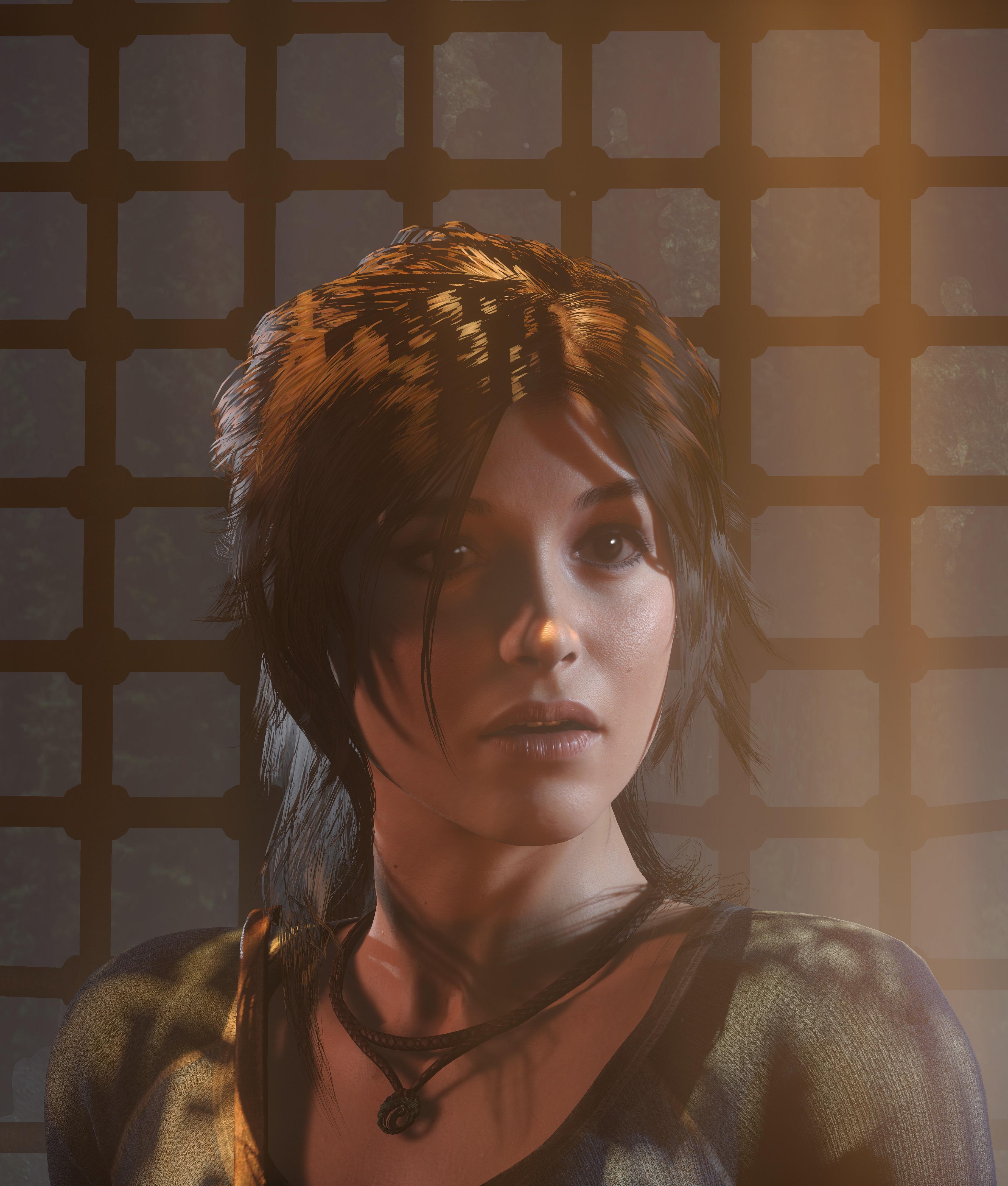 Rise of the Tomb Raider - Rise of the Tomb Raider 4K