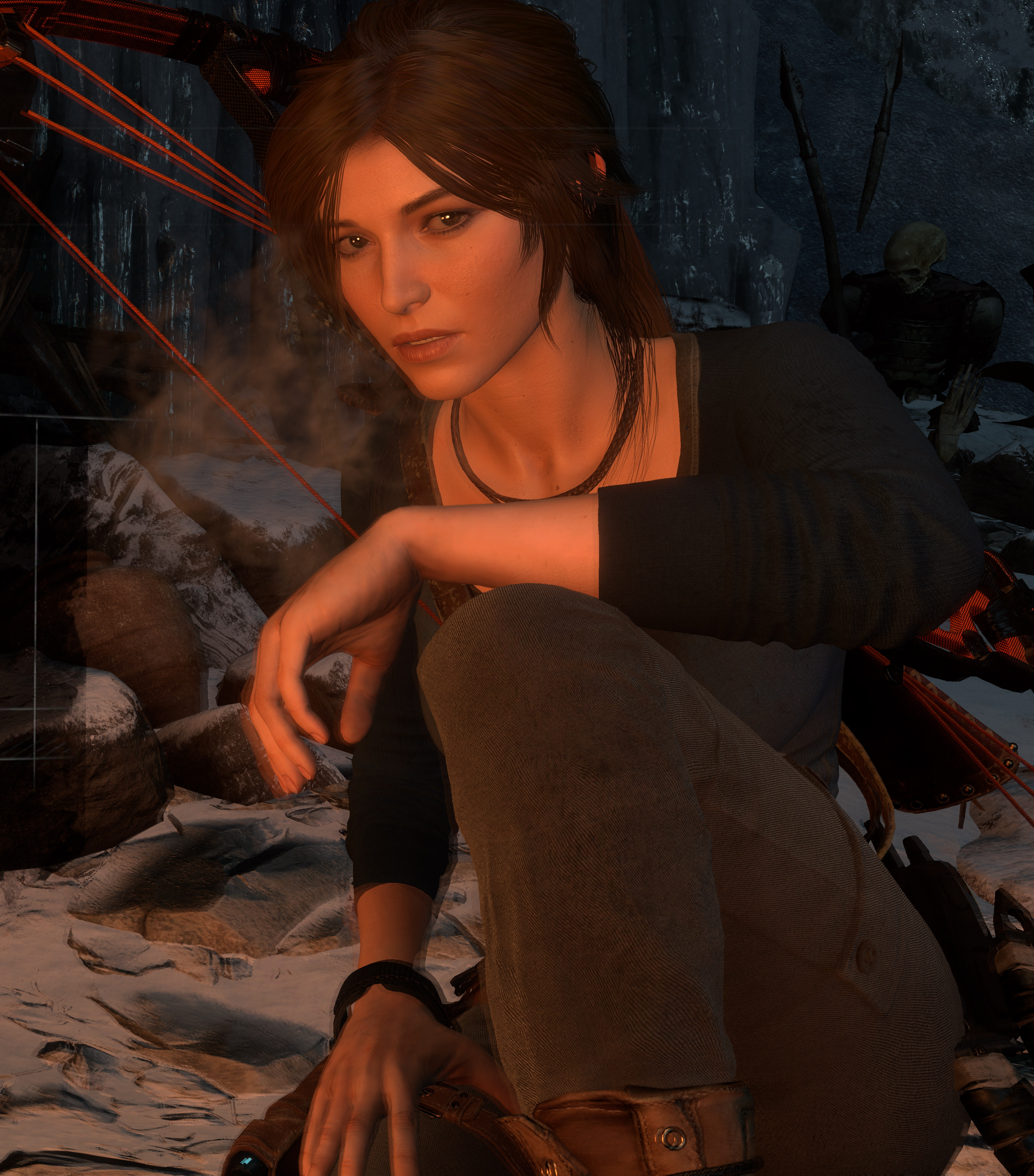 Rise of the Tomb Raider - Rise of the Tomb Raider 4K