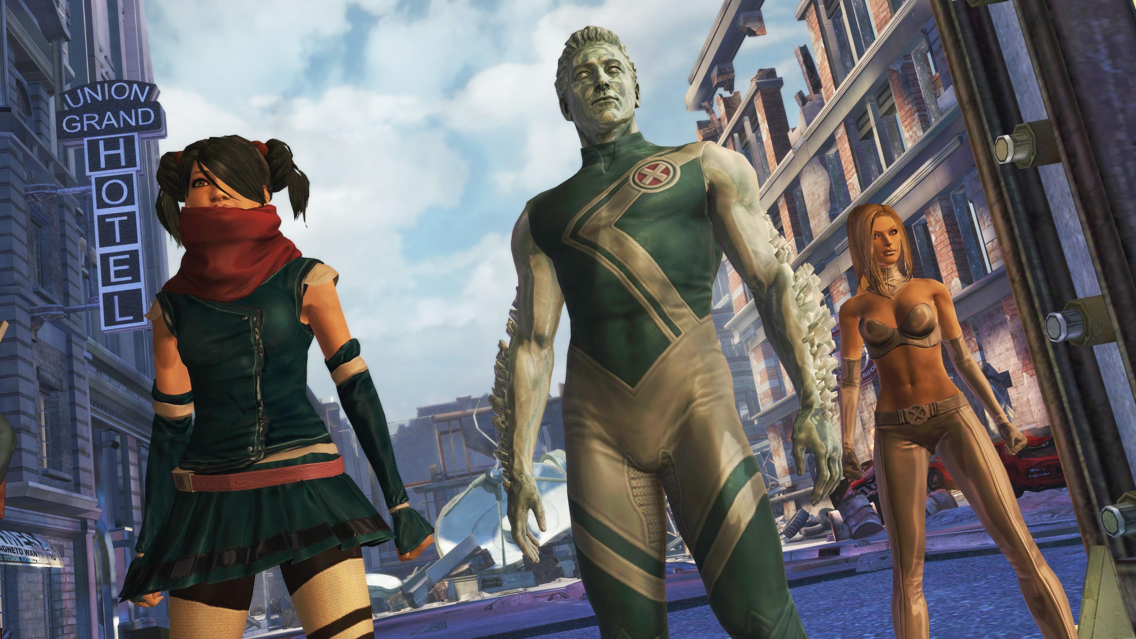 X-Men: Destiny - X-Men: Destiny 4K