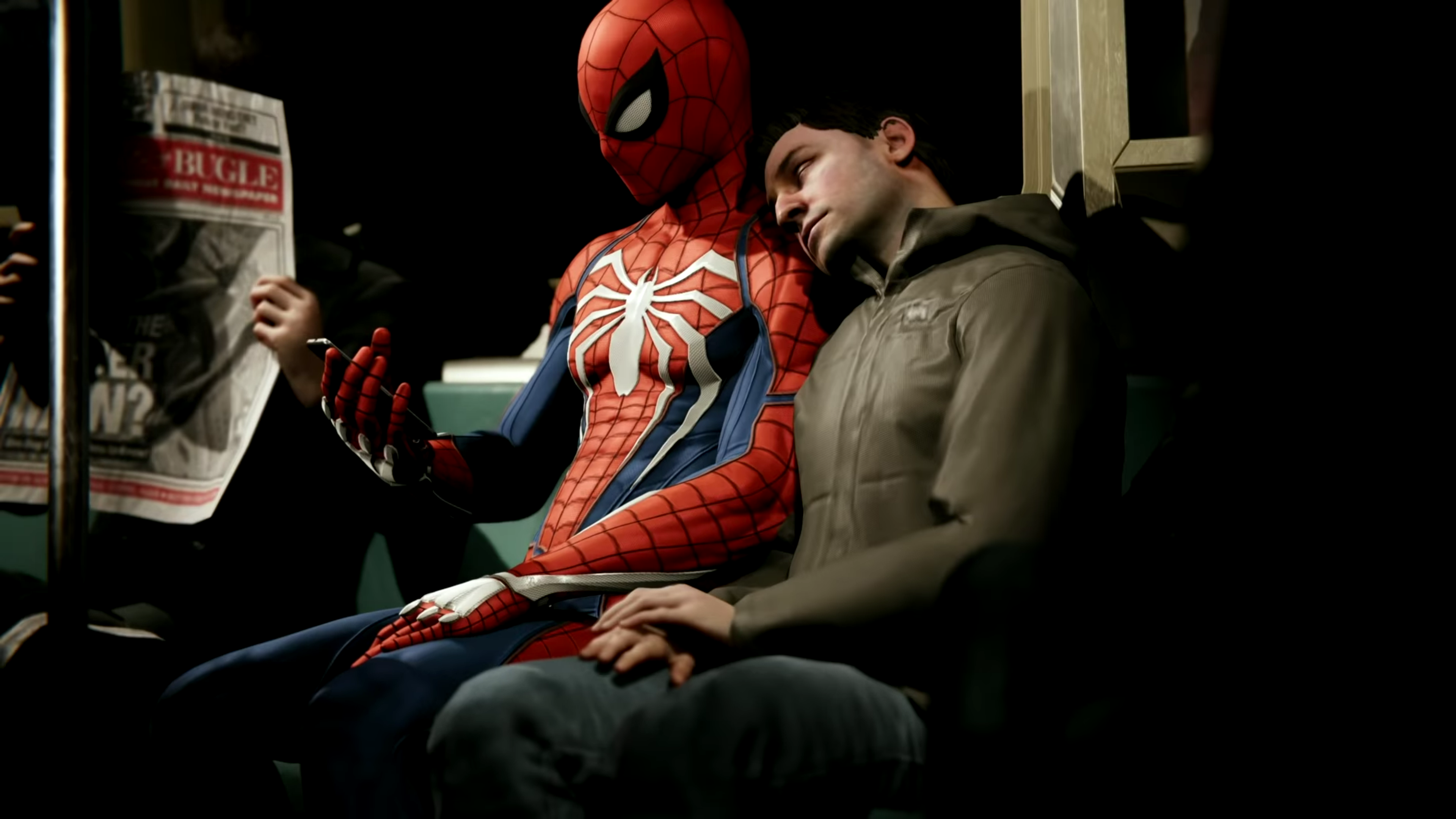 Снимок - 31.png - Marvel's Spider-Man