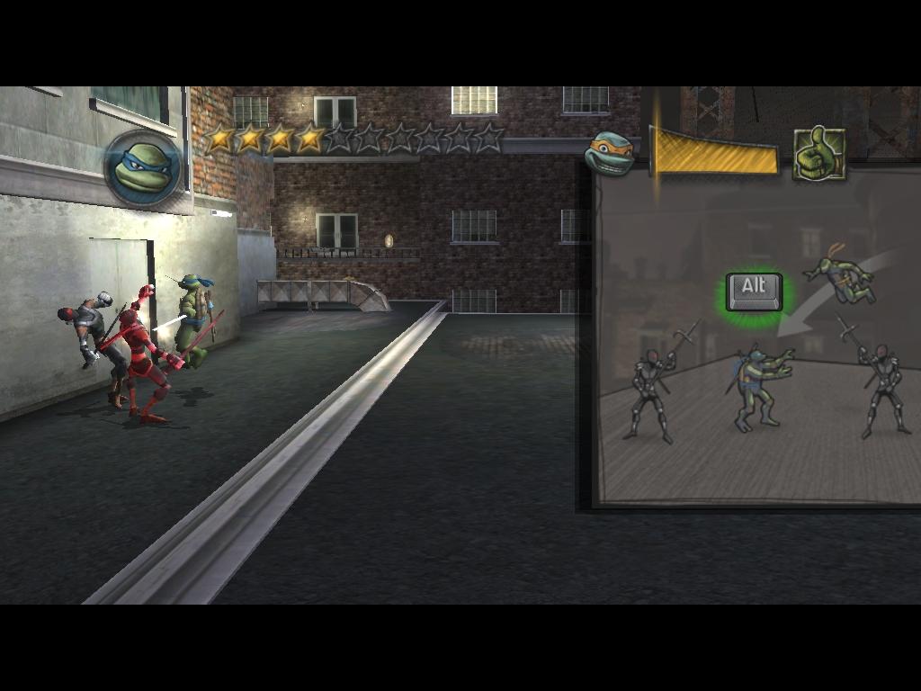 TMNTGame.exe 1 .jpg - Teenage Mutant Ninja Turtles