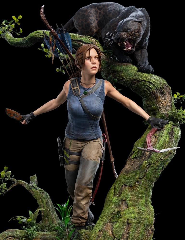 Cтатуэтка Лары Крофт - Shadow of the Tomb Raider