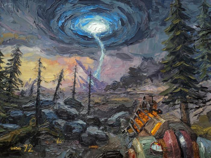То, что достойно кисти - Half-Life 2