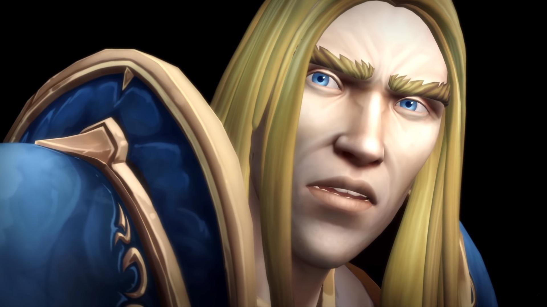 Видение Джайны Праудмур - World of Warcraft