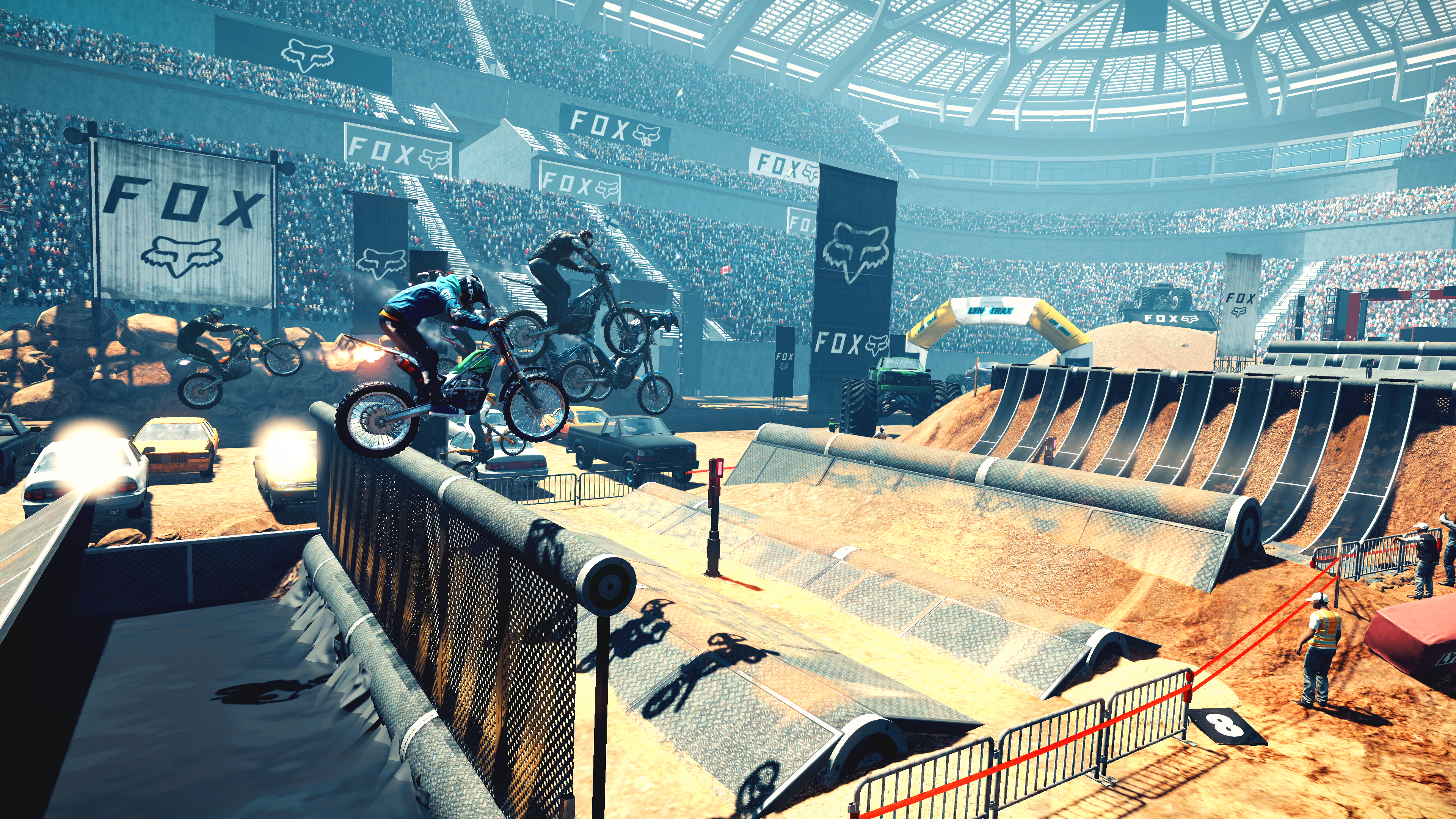 Trials Rising - Trials Rising 4K, Скриншот