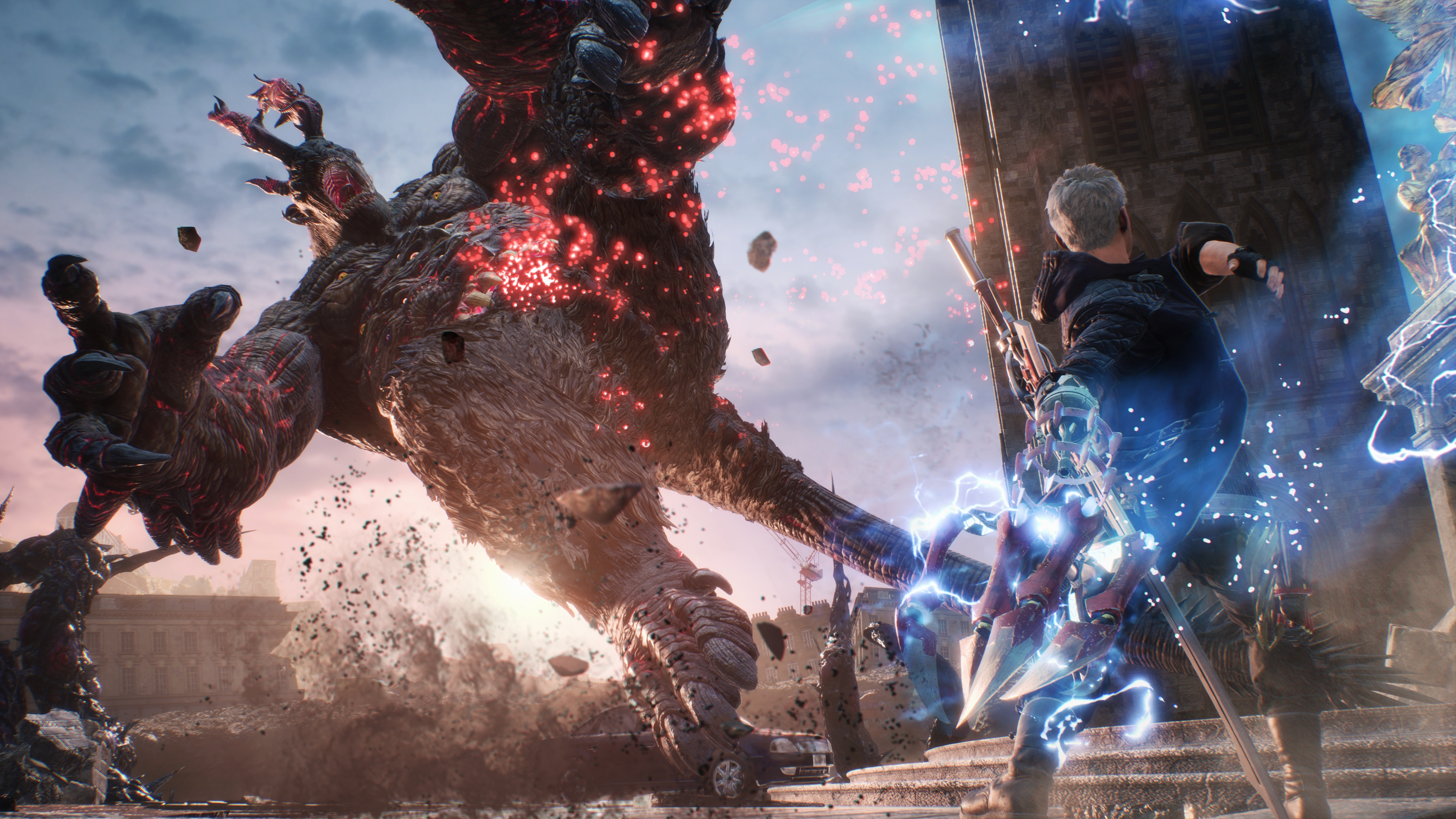 Devil May Cry 5 - Devil May Cry 5 4K