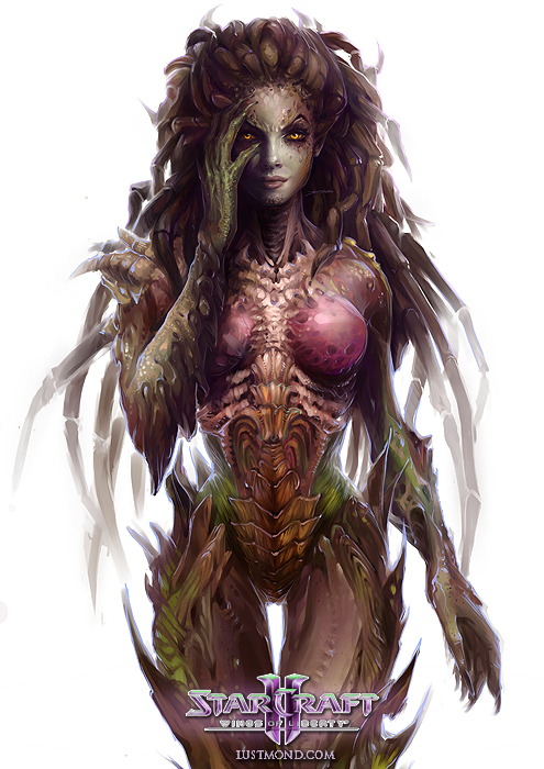 sarah_kerrigan_by_curlyjul-damokwf.jpg - StarCraft 2: Wings of Liberty