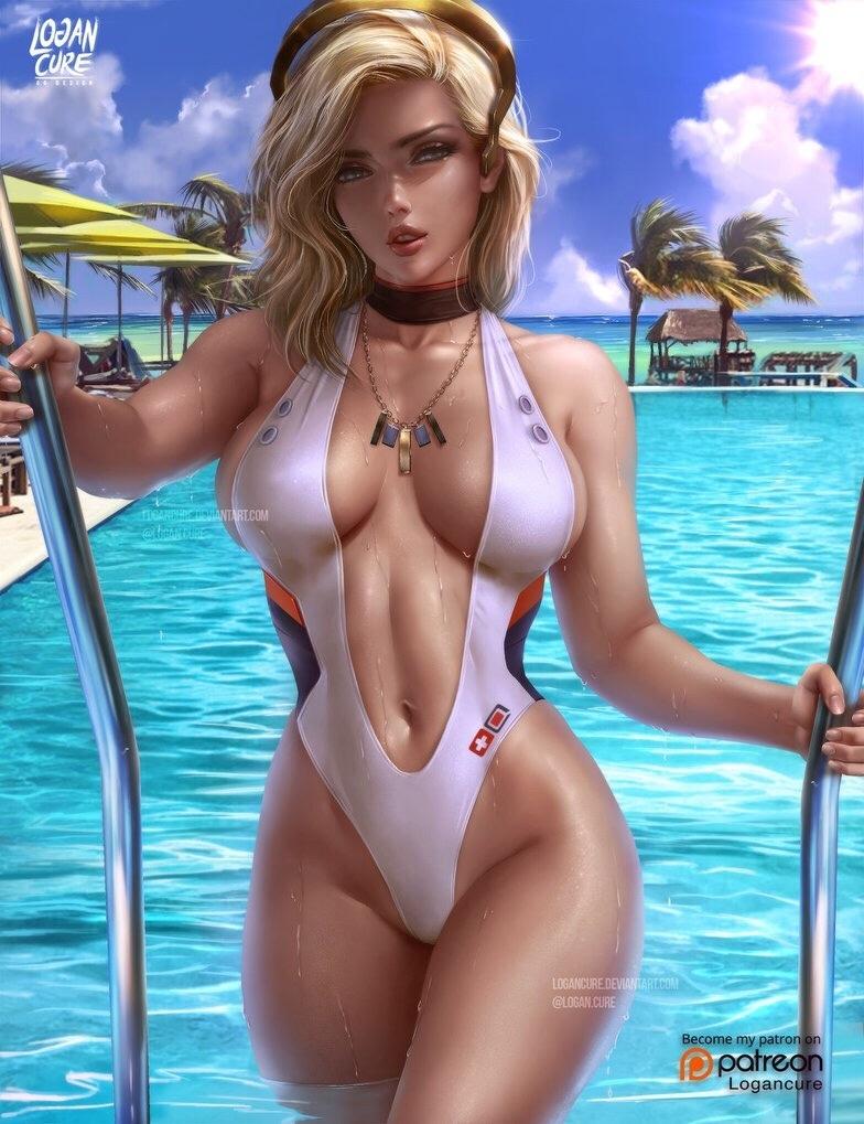 FgMVXGSnOXk.jpg - Overwatch арт