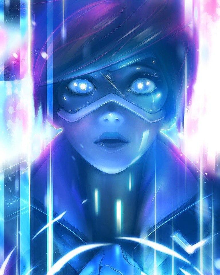 mQ3zq0qRC-Y.jpg - Overwatch арт