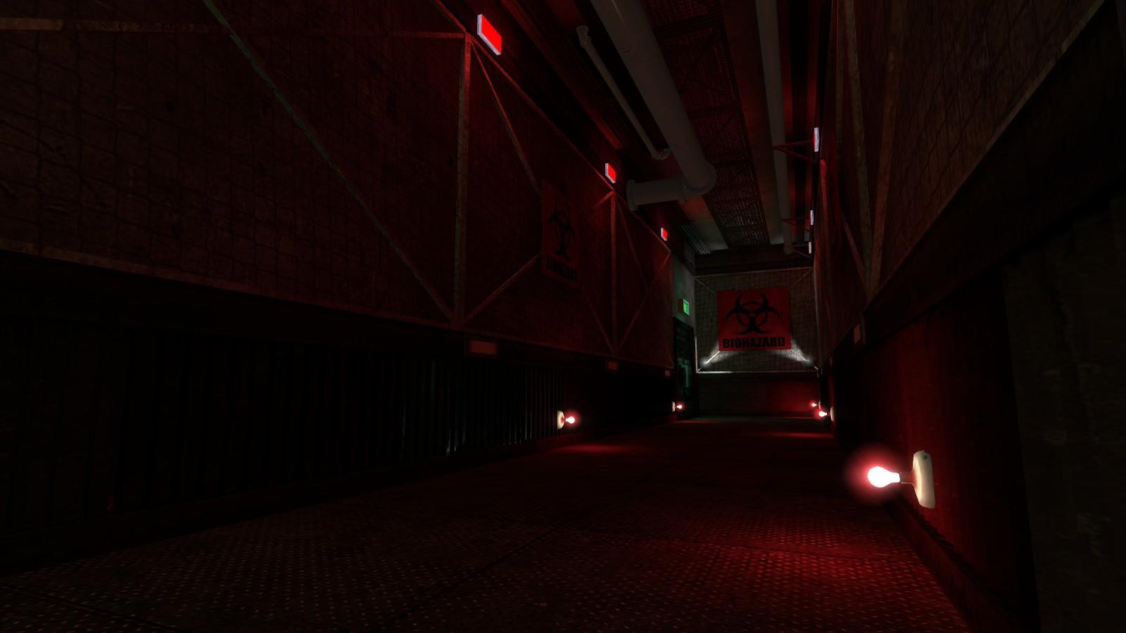 модификация Resident Evil 2: Source - Resident Evil 2