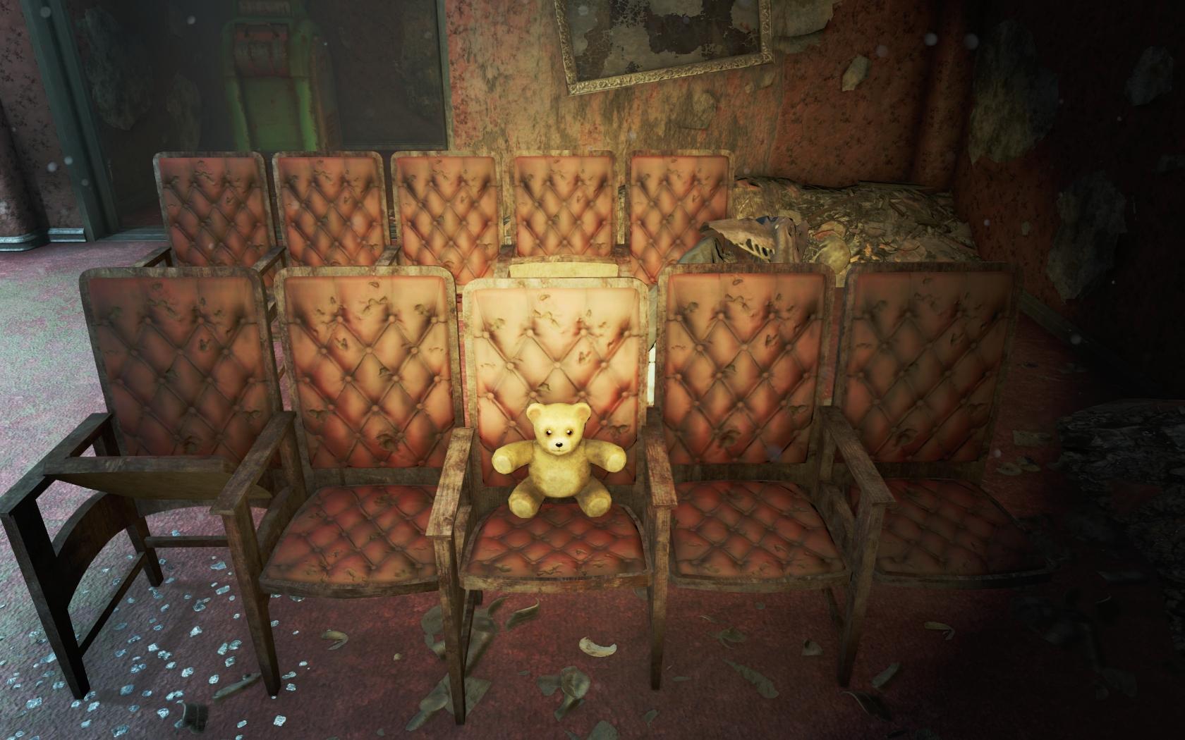 Театр Уоррена 1 - Fallout 4 Юмор