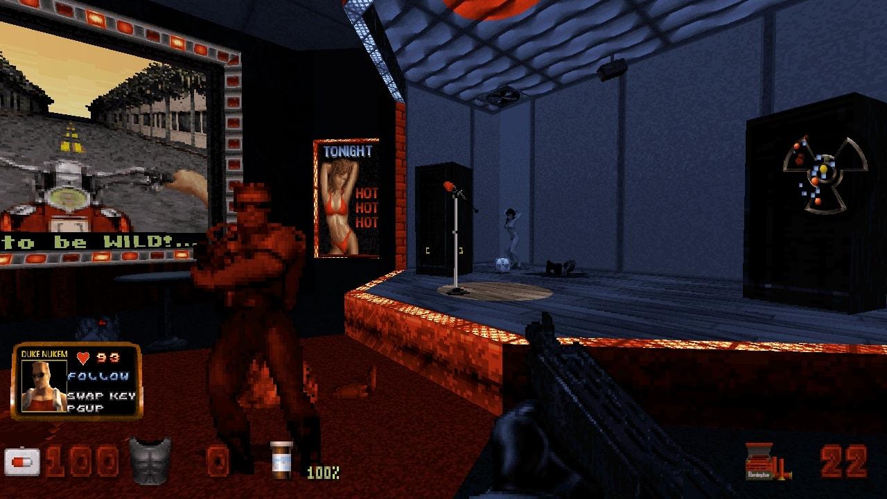 Модификация Alien Armageddon - Duke Nukem 3D