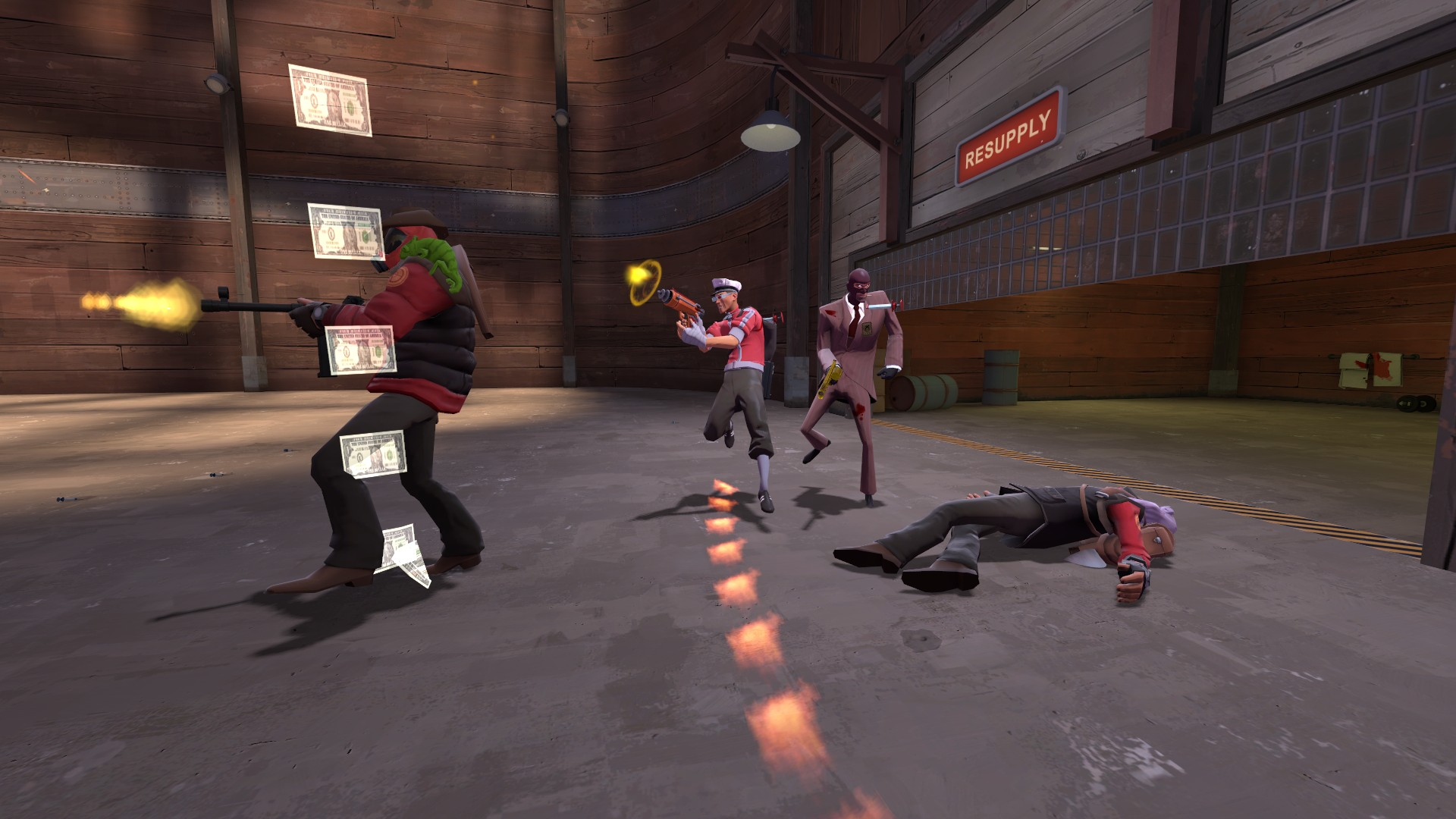 venisonmeatslayer is looking good!.jpg - Team Fortress 2