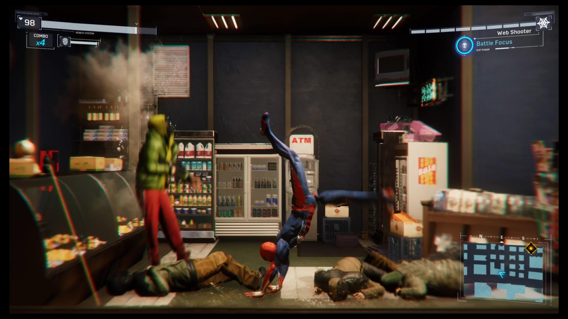Marvel's Spider-Man - Marvel's Spider-Man Скриншот