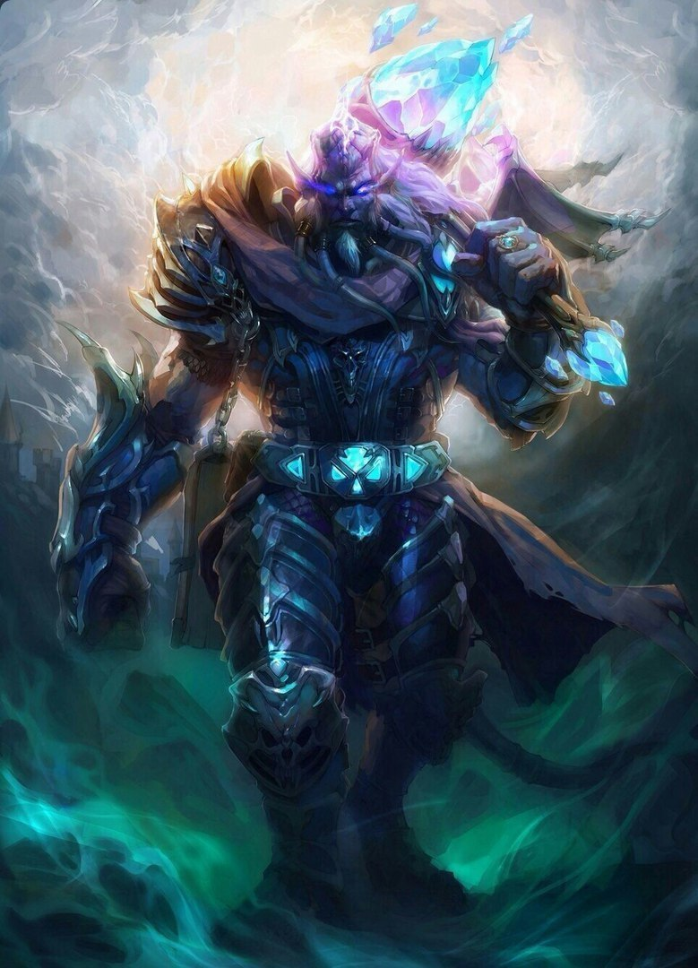 by Songqijin - Warcraft 3: Reign of Chaos Арт