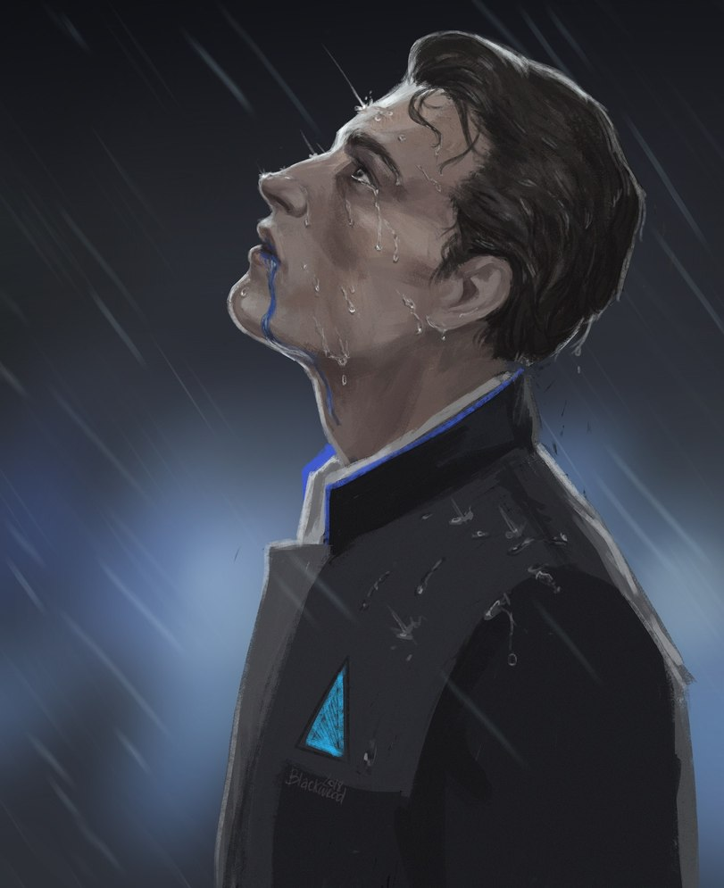 by blackwood - Detroit: Become Human Арт