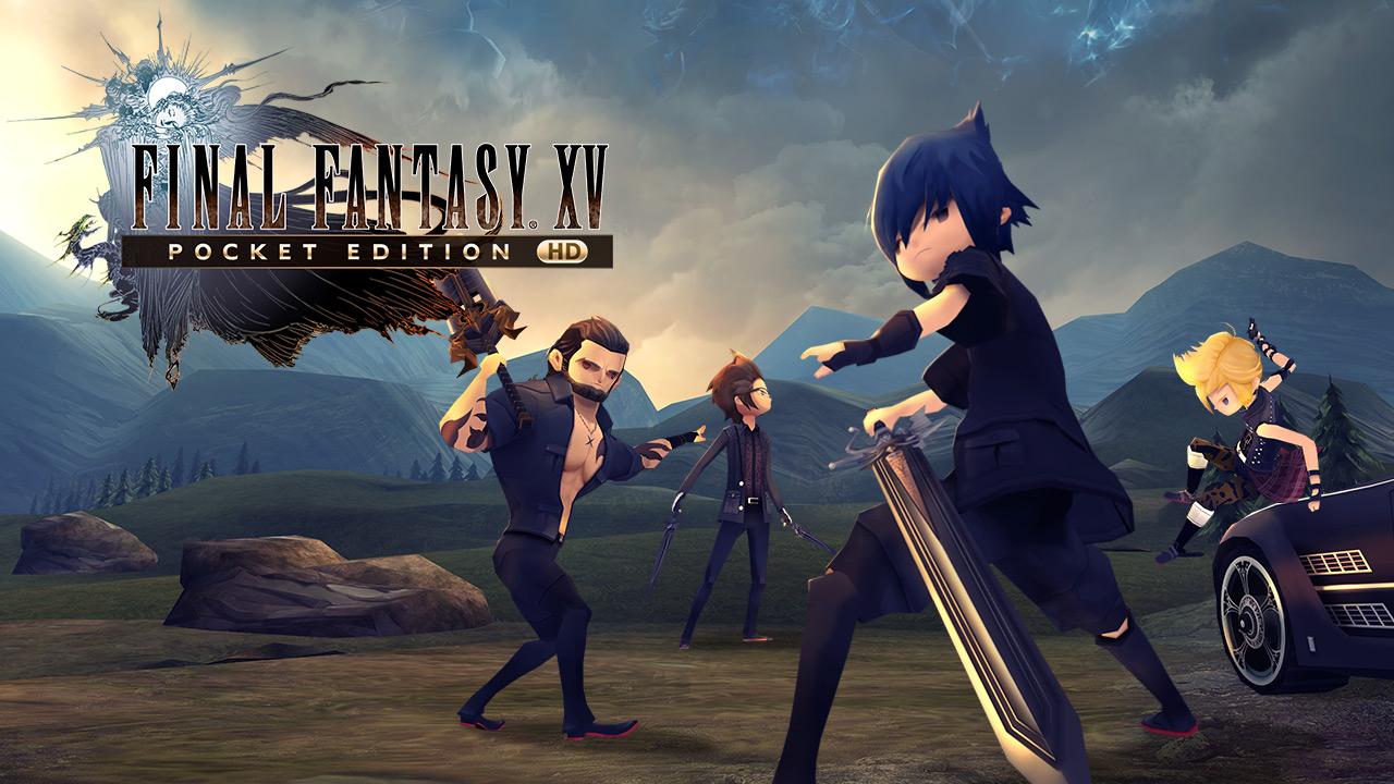 Pocket Editon HD - Final Fantasy 15 Арт