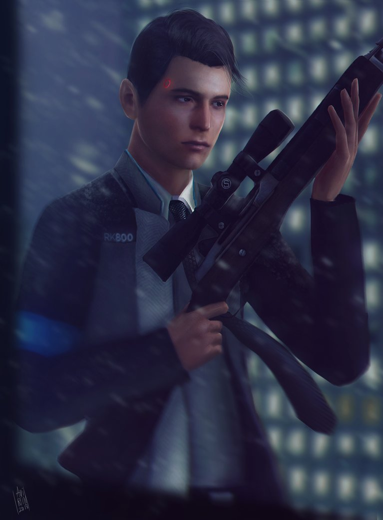 by AVIREIN - Detroit: Become Human