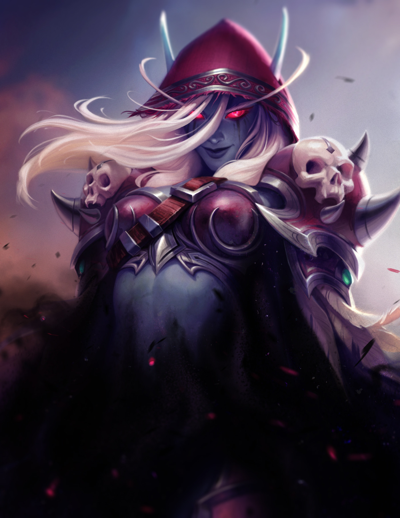 by Jessica Oyhenart - Warcraft 3: Reign of Chaos Арт