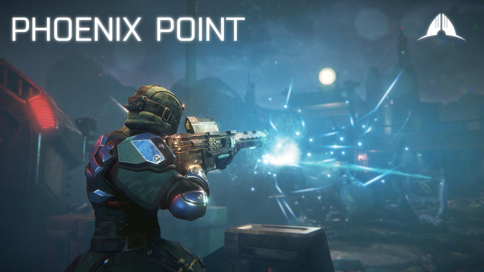Стрельба - Phoenix Point