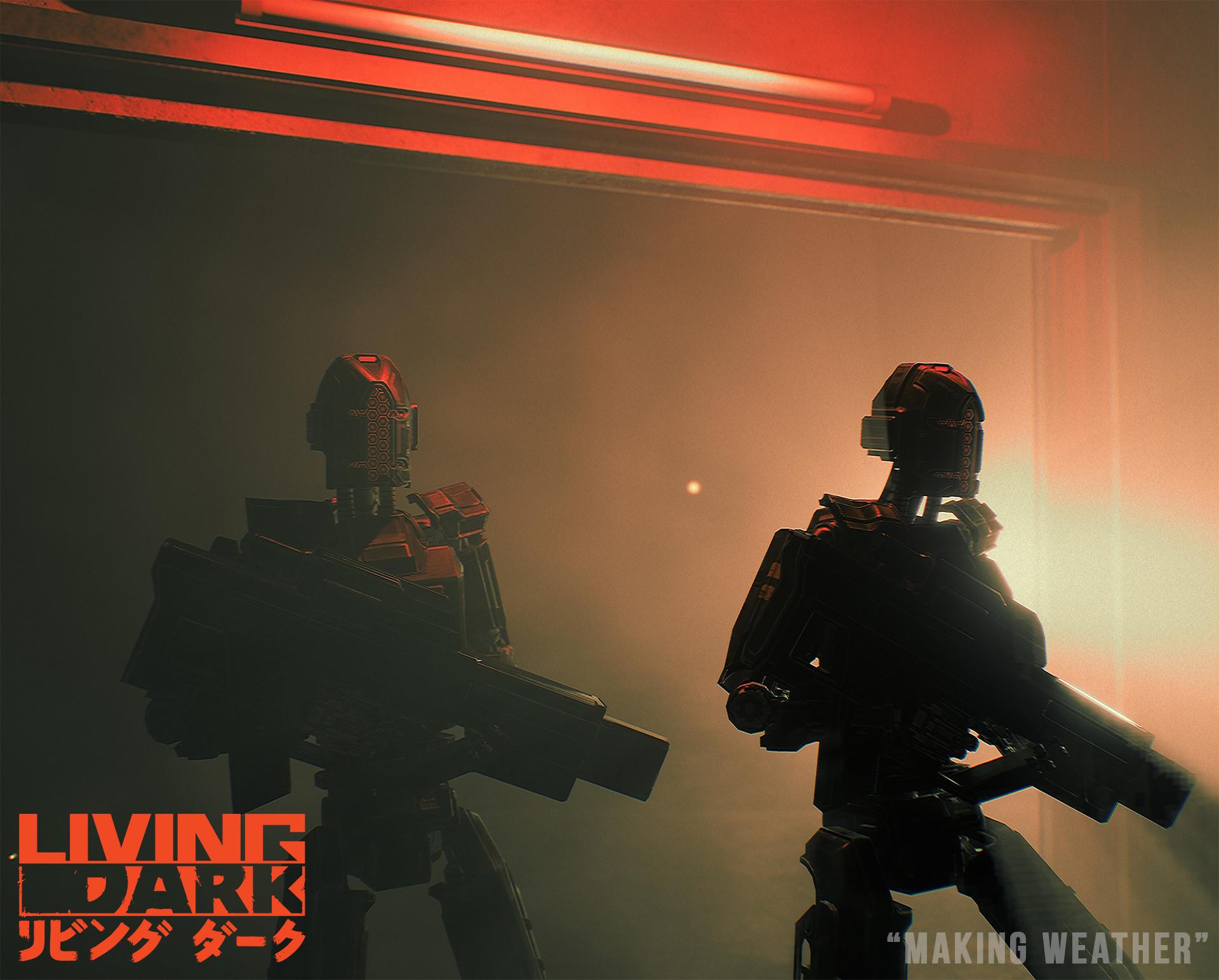 Living Dark - Living Dark Скриншот