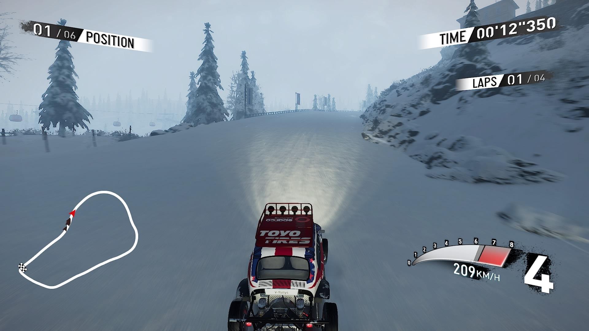 V-Rally 4 - V-Rally 4 Скриншот