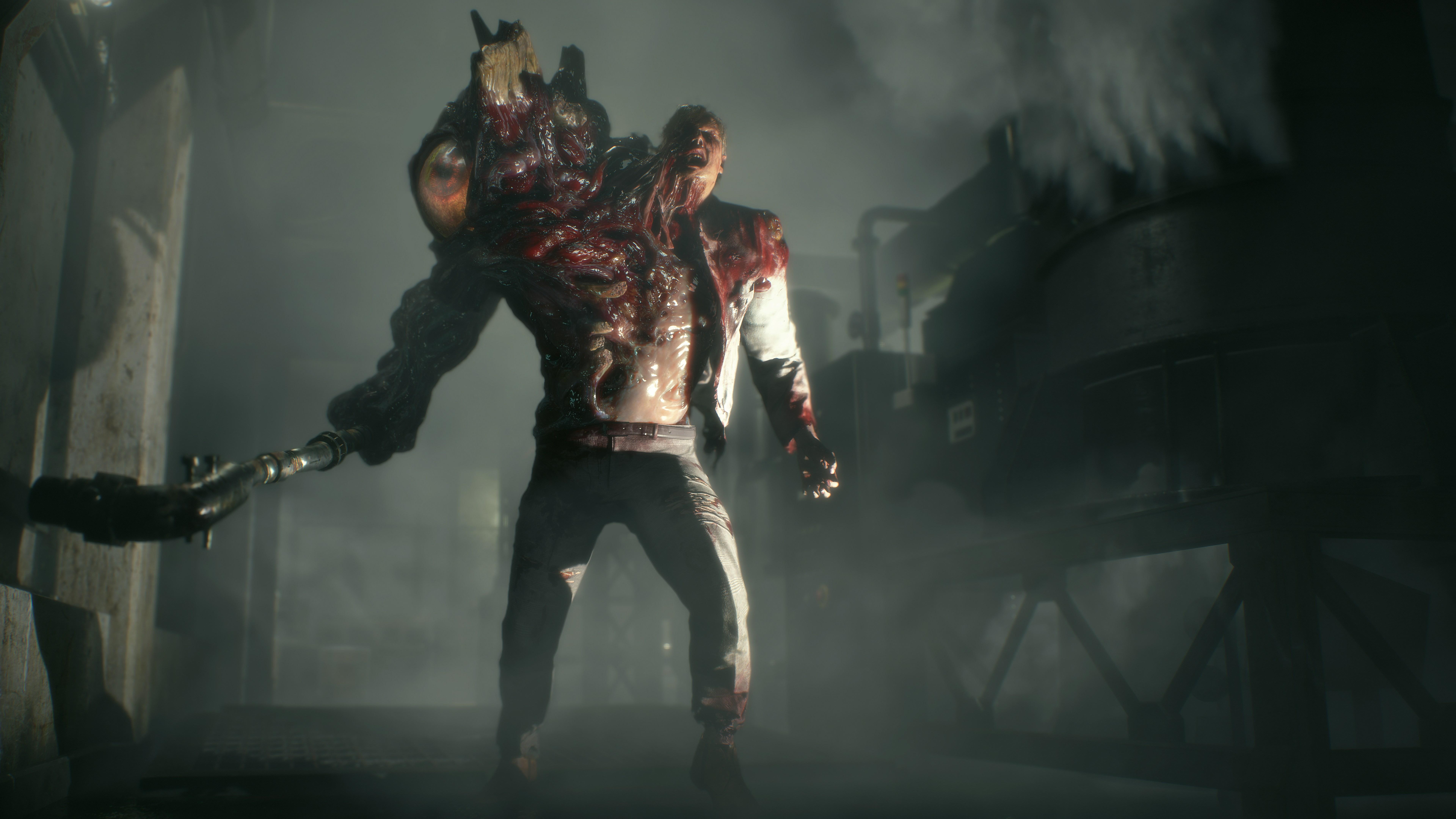 Ремейк - Resident Evil 2 8K