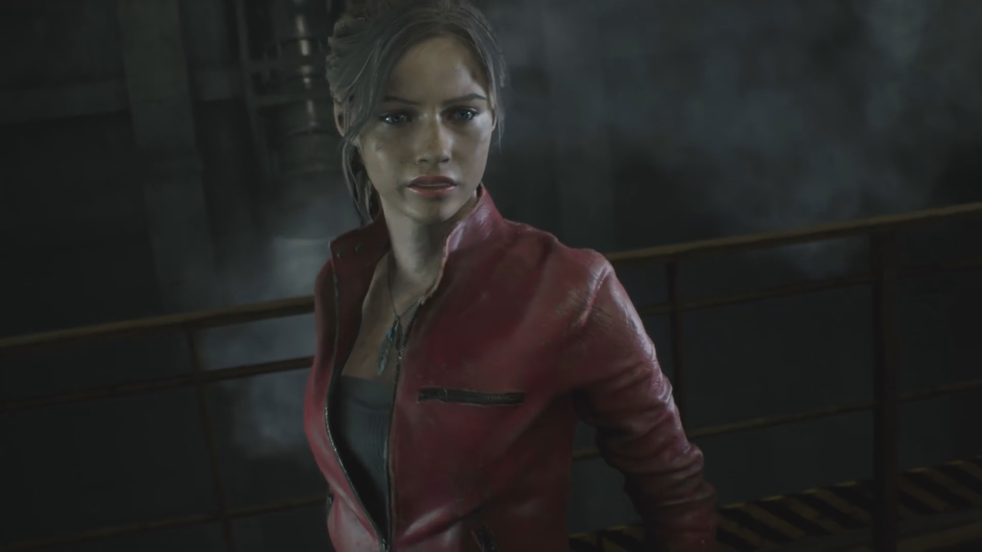 Resident Evil 2 Remake новая Клэр Редфилд - Resident Evil 2
