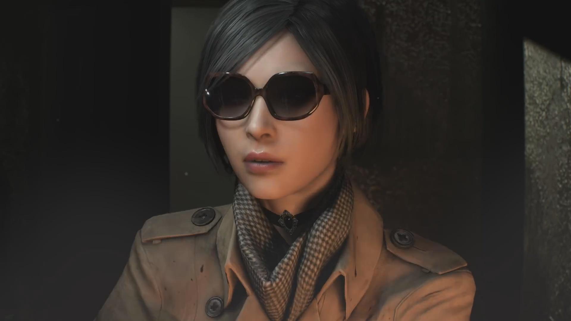 Resident Evil 2 Remake новая Ада Вонг - Resident Evil 2