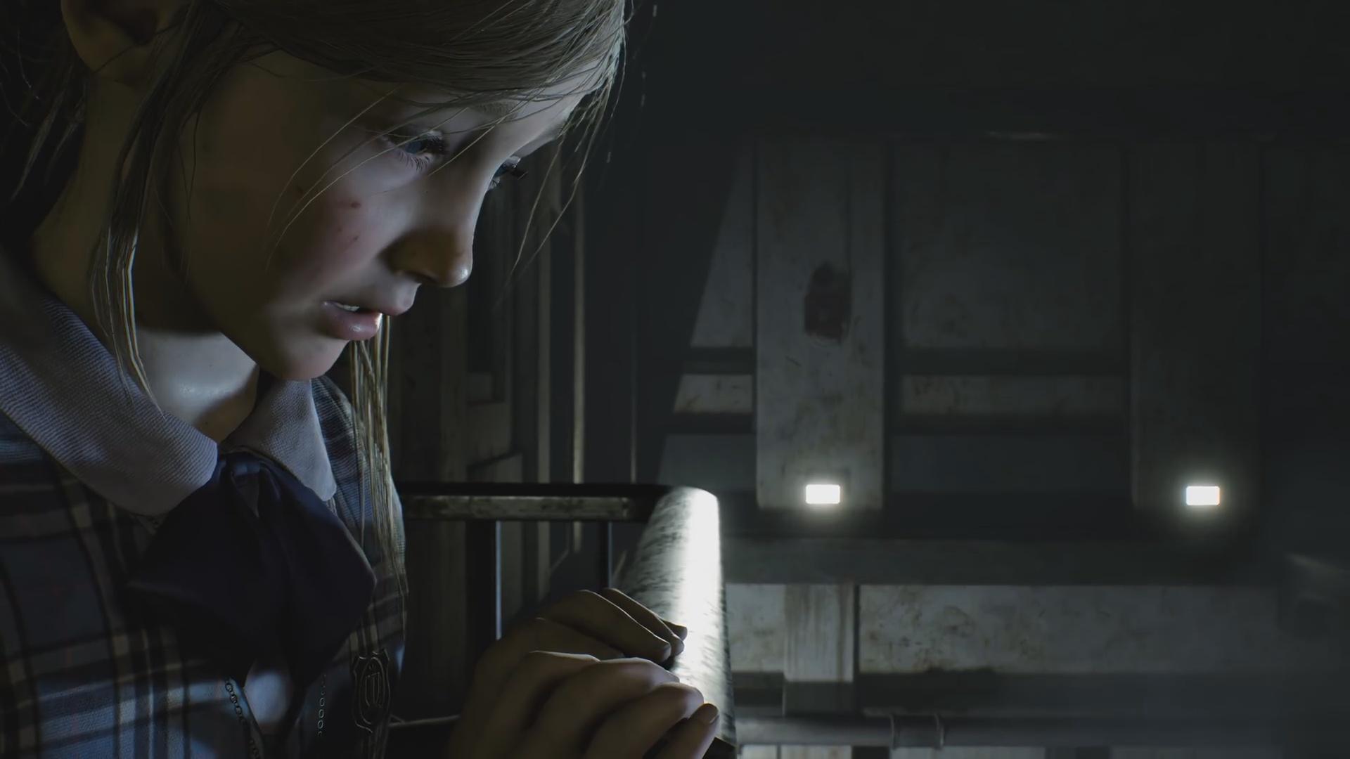 Resident Evil 2 Remake новая Шерри Биркин - Resident Evil 2