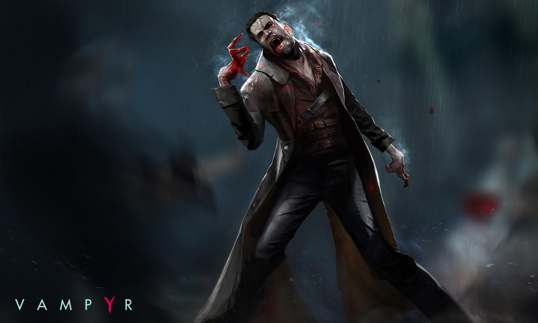 Джонатан Рид - Vampyr