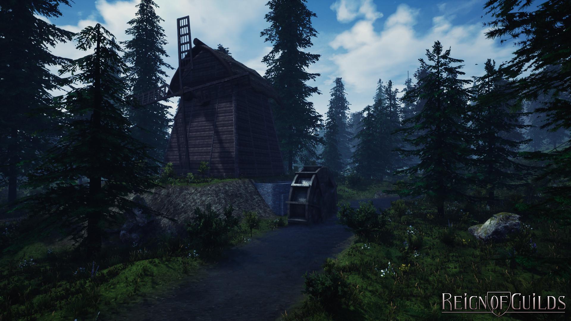 Природа - Reign of Guilds Скриншот