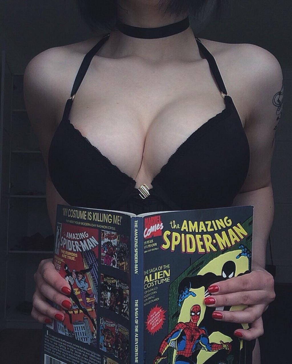 Comics - -
