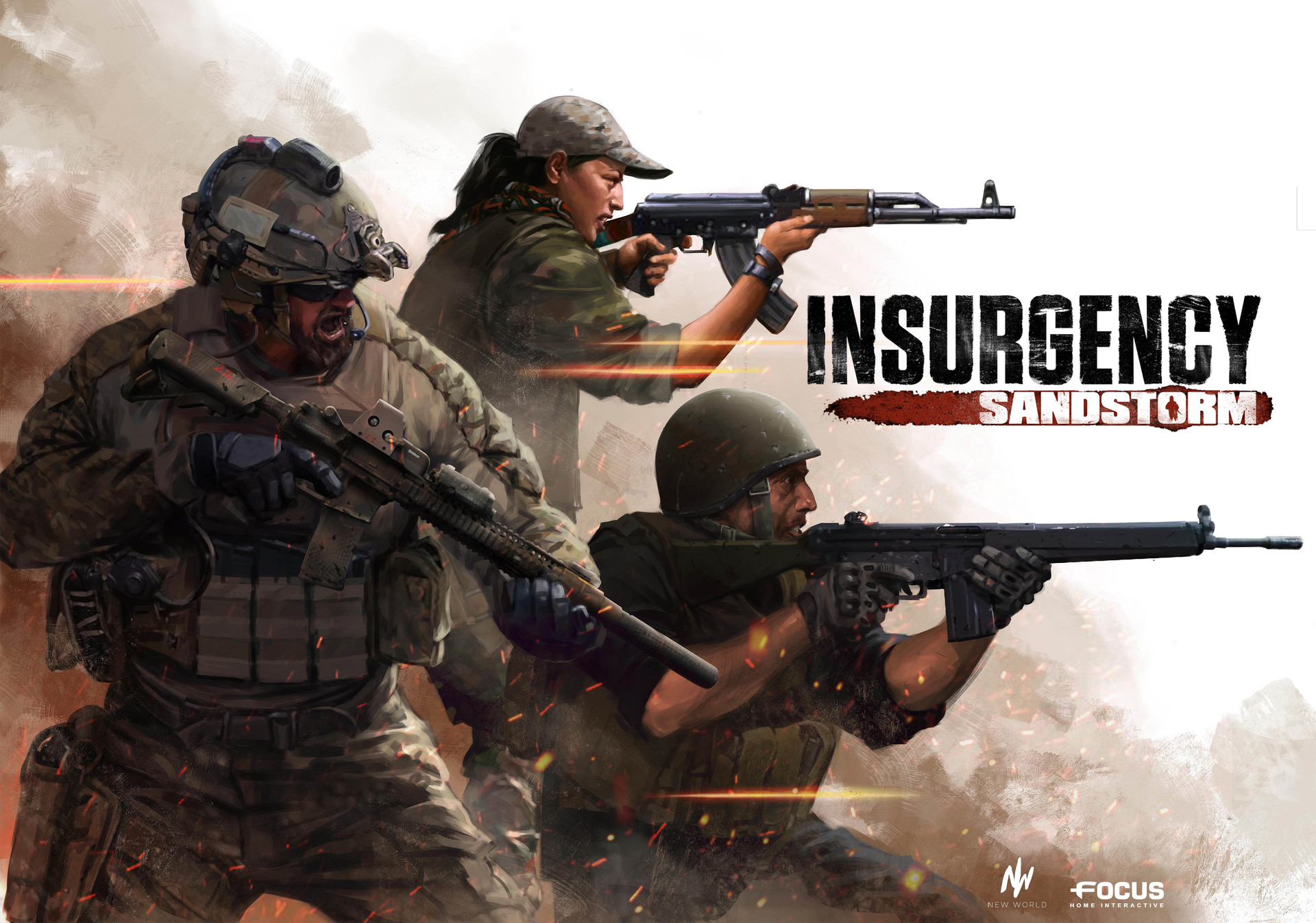 Insurgency: Sandstorm - Insurgency: Sandstorm Арт