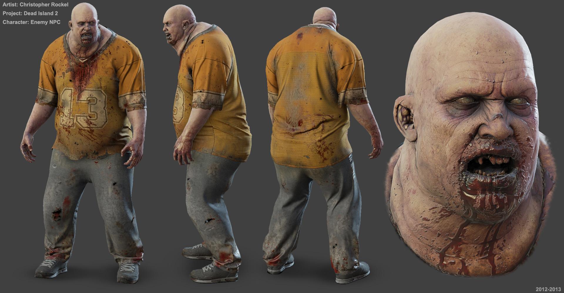 Dead Island 2 - Dead Island 2 Арт, Персонаж