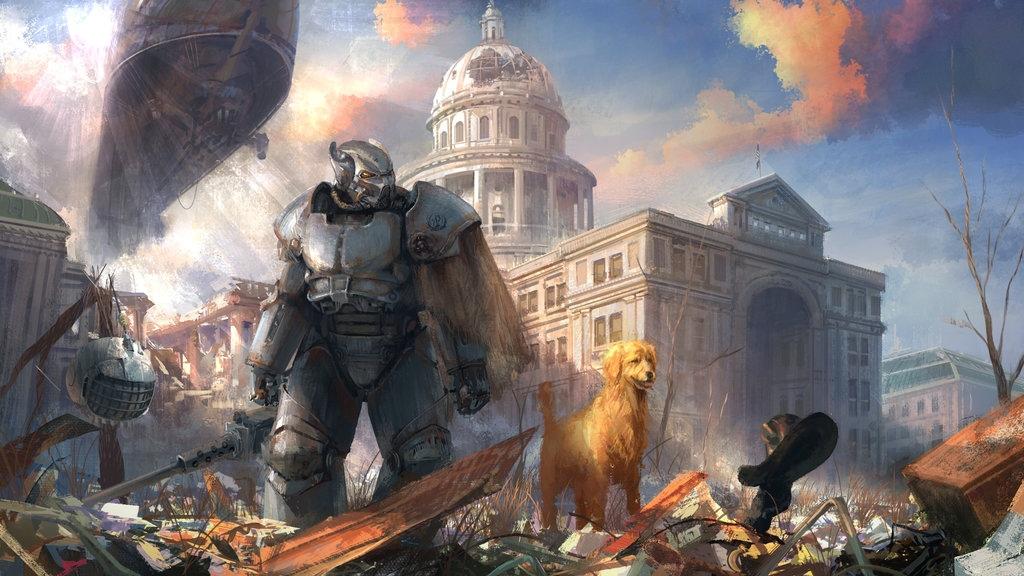 by hammk - Fallout 4 Арт