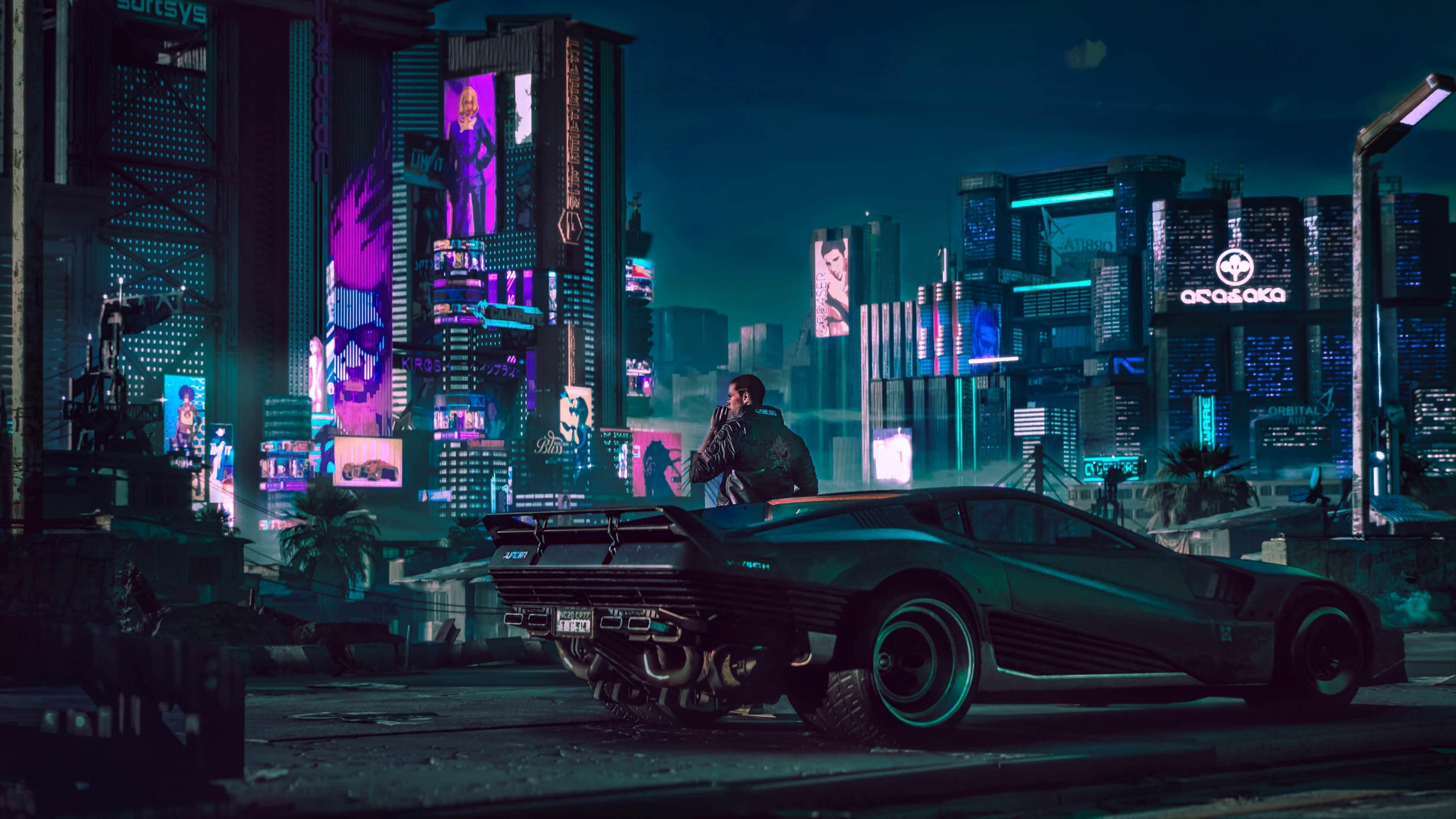 1 - Cyberpunk 2077