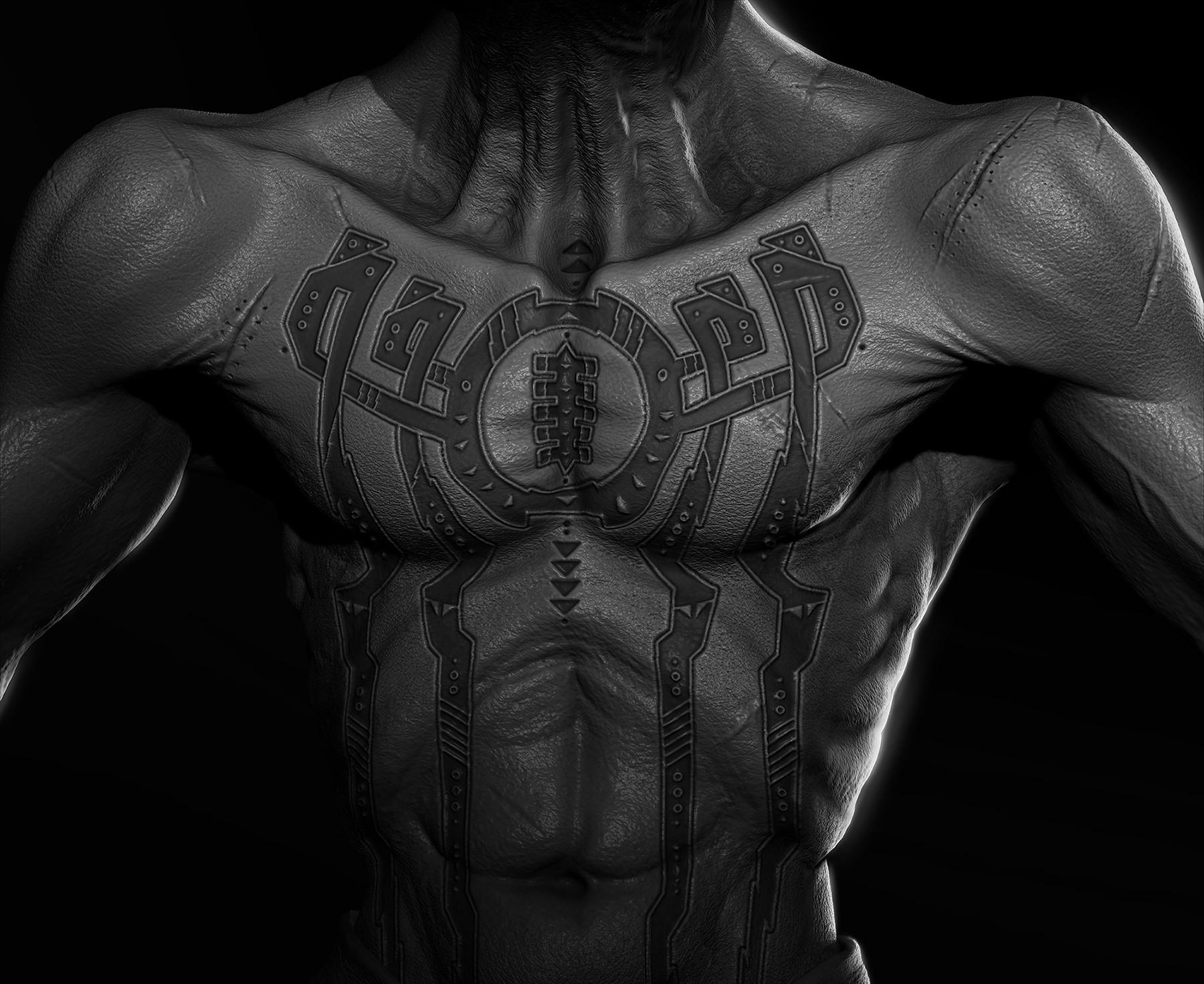 Abe - Oddworld: Soulstorm Рендер