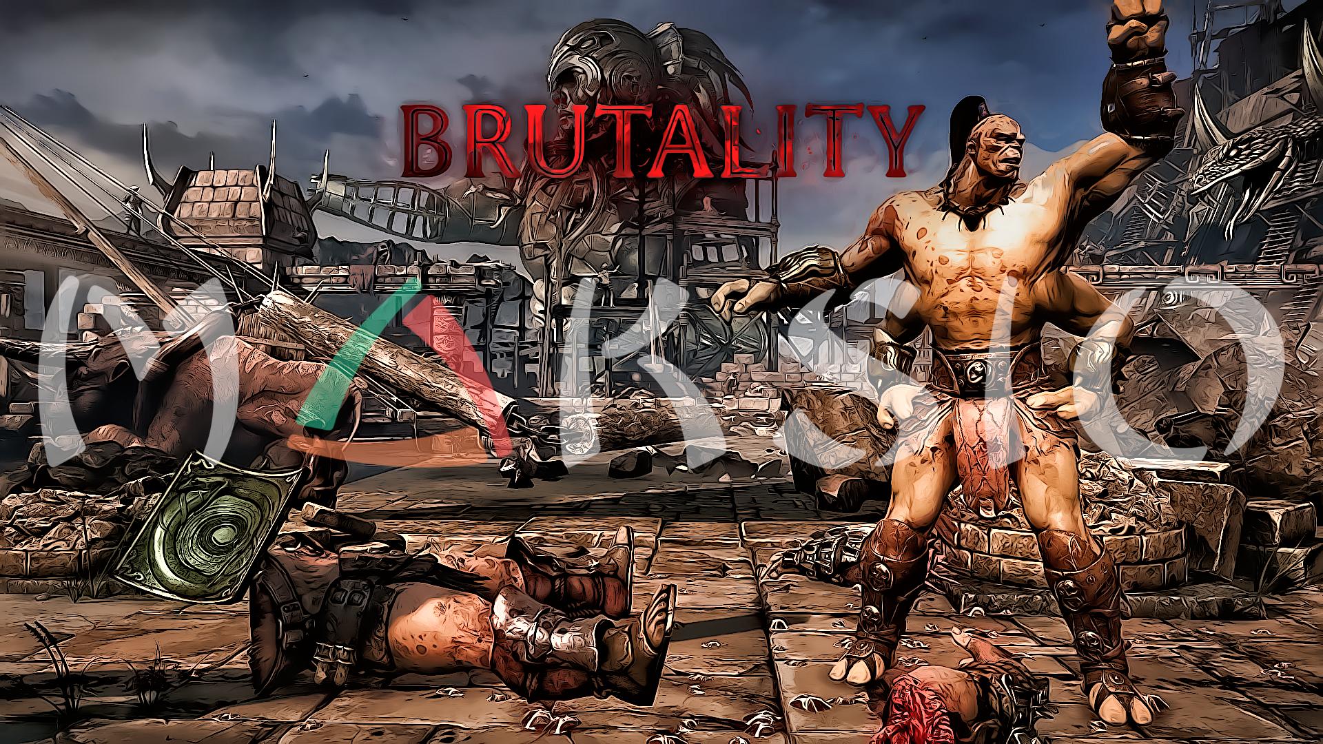 Принц Горо - Mortal Kombat X