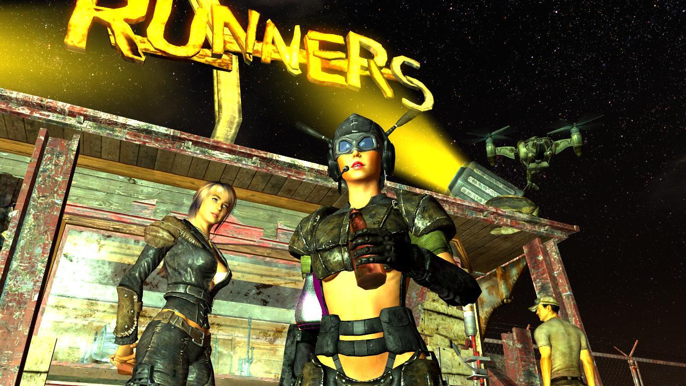 Оружейники. - Fallout: New Vegas